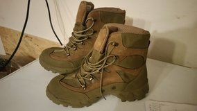 New Combat Boots in Fort Lewis, Washington