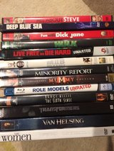 DVDs! in Vacaville, California