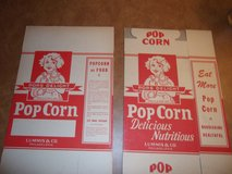 50s Popcorn Boxes in Byron, Georgia