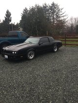 Chevy Monte Carlo SS in Fort Lewis, Washington