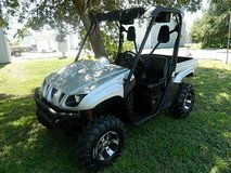 2007 Yamaha Rhino 660 SPORT ED in Saint Petersburg, Florida