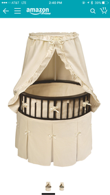 Brand new baby bassinet in Moody AFB, Georgia