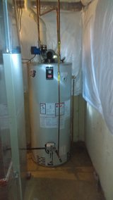 Hot water heater handman all plumbing needs in Aurora, Illinois