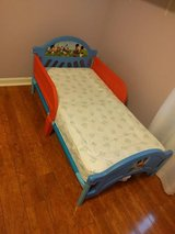 Mickey Mouse Toddler Bed in Fort Rucker, Alabama