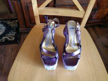 Lavender rose wedges in Alamogordo, New Mexico