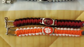 Paracord Bracelets with charms in Summerville, South Carolina