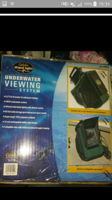 Cabela's Advanced Anglers Pro Series Underwater Viewing System in Alexandria, Louisiana