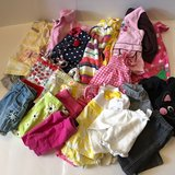 3-6 mos clothing lot girls 19 items in Perry, Georgia
