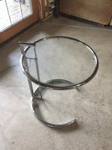 Eileen grey glass table in Bolingbrook, Illinois