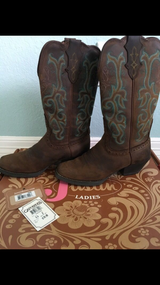 Cowboy boots women's 6.5B in Baytown, Texas