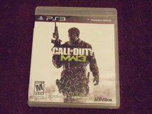 Call of Duty: Modern Warfare 3 PS3 Game in Camp Lejeune, North Carolina