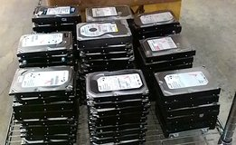 "500 GB SATA hard drives 3.5"" 7200 RPM in Tacoma, Washington"
