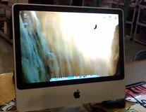 "P/R Apple iMac Aluminum 20"", Core 2 Duo, Mid-2007 in Tacoma, Washington"