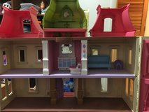 Fisher Price house in Beaufort, South Carolina