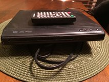 Memorex DVD player with remote in Elgin, Illinois