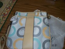 coach purse/  new w/tags/bag in Morris, Illinois