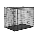 XXL dog crate used once in Fort Irwin, California