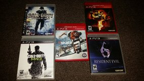PS3 Games in Batavia, Illinois