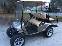 2013 EZGO Lifted Gas golfcart in bookoo, US