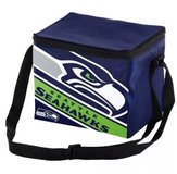 *** SEATTLE SEAHAWKS Insulated 6 pack Cooler / Lunch Box *** NEW in Fort Lewis, Washington