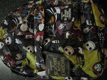 Disney nightmare before christmas backpack new with tags in Travis AFB, California