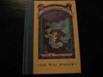 lemony snicket..3rd book the wide window in Travis AFB, California