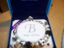 bella perina/new in box charm bracelet in Morris, Illinois