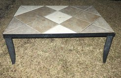 TOP TILE PATIO COFFEE TABLE in Cherry Point, North Carolina