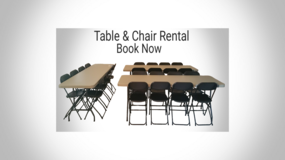 Party Rentals - Tables - Chairs - Tents in Tinley Park, Illinois