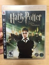 PS3 Harry Potter game rare in Okinawa, Japan