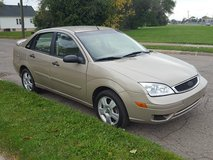 2006 Ford Focus ZX4 in Cleveland, Ohio