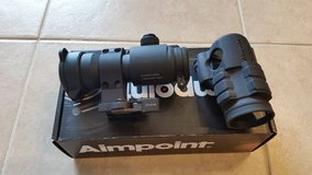 Aimpoint M3 with LaRue Tactical Mount in Temecula, California
