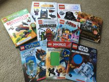 REDUCED Lego Book Lot in Byron, Georgia