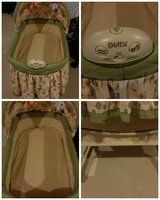 Winnie the Pooh bassinet in Chicago, Illinois