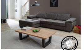 Relax Sectional - NEW MODEL -with Coffee Table including delivery - available in 5 colors in Spangdahlem, Germany