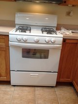 Whirlpool Gas stove, microwave, dishwasher in Elgin, Illinois