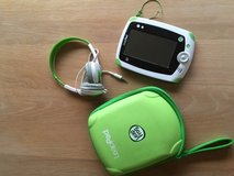 Leapfrog LeapPad 1 (original LeapPad) w/ 25 Games, Case & Earphones in Naperville, Illinois