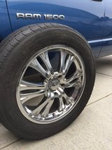 "20"" Chrome Rims in Oceanside, California"
