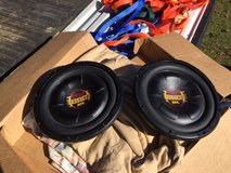 10 inch New BOSS speakers in Fort Rucker, Alabama