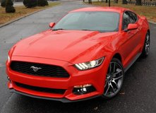 Ford Mustang Premium Eco-Boost 2015 in Ramstein, Germany