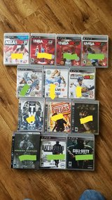 PS3 Games in Columbia, South Carolina
