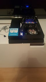 Sony PS4(with games) in Ramstein, Germany