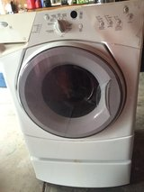 Front load Washer with Stand and Dryer For Sale in Louisville, Kentucky
