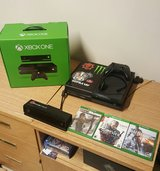Xbox One(with games and Kinect) in Ramstein, Germany