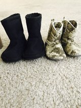 Size 3 Toddler Boots Great for Fall! in Fort Irwin, California