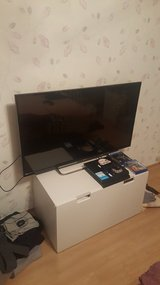 50' Sony Bravia LCD Smart TV(with blu ray movies and 3D glasses) in Ramstein, Germany