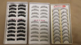 Lashes in Fort Irwin, California