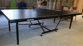 Ping Pong Table Tennis Table, Harvard brand, quality build in Elgin, Illinois