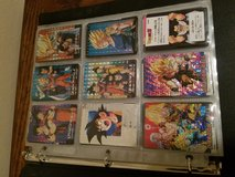 Dragon Ball Z collectors set in Barstow, California