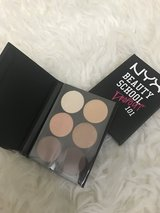 New NYX palette Nude in Temecula, California